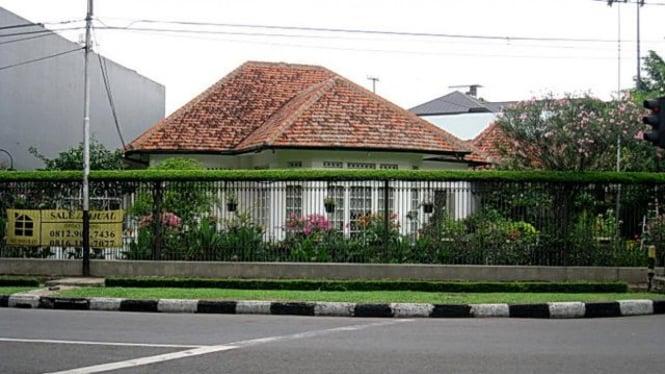 Rumah di kawasan Menteng