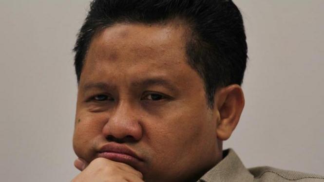 Menakertans Muhaimin Iskandar