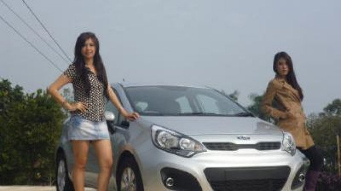 Test Drive All New Rio