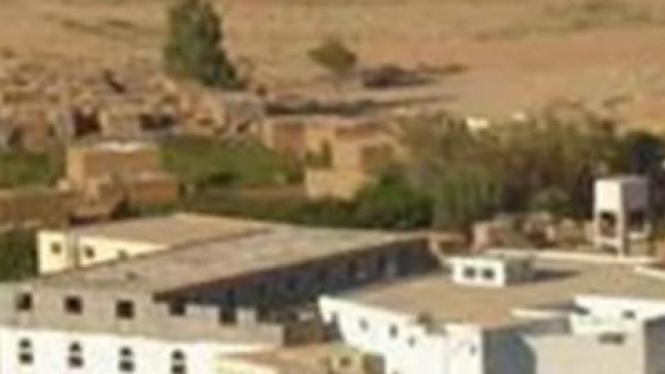 Pesantren Darrul Hadist di Sa'dah, Yaman