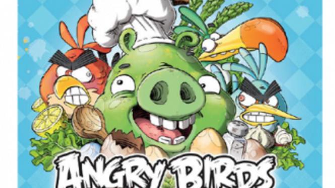 Buku resep Angry Birds