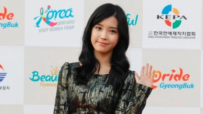 Penyanyi Korea IU