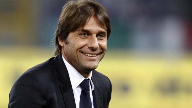 Pelatih Juventus Antonio Conte