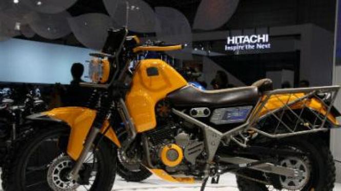 Yamaha XTW250 Ryoku