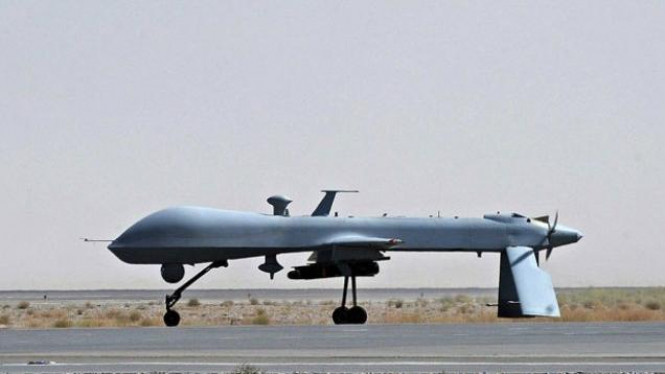 Pesawat mata-mata nirawak milik militer AS