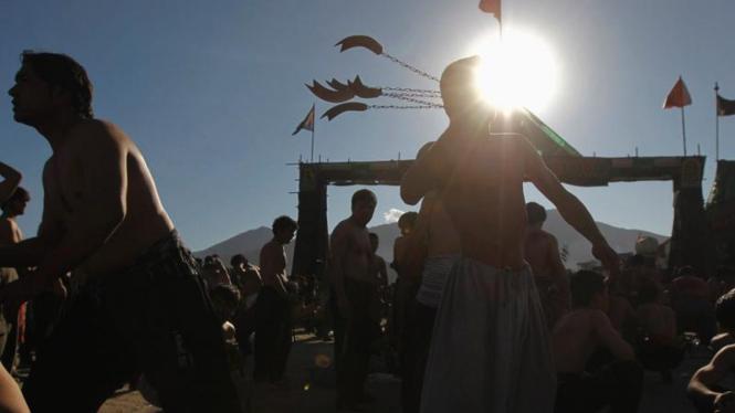 Jelang Asyura di Afghanistan