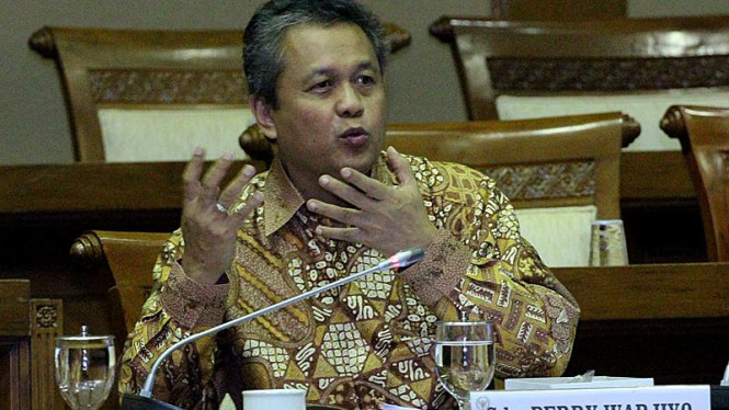 Perry Warjiyo Saat Fit And Proper Test Calon Deputi Gubernur BI