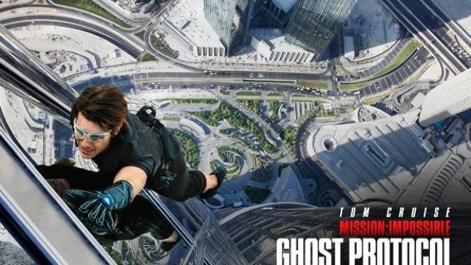 Film Mission Impossible - Ghost Protocol