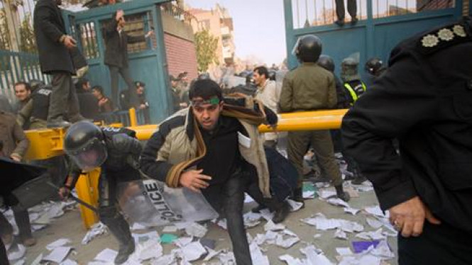 Penyerangan Kedubes Inggris di Iran
