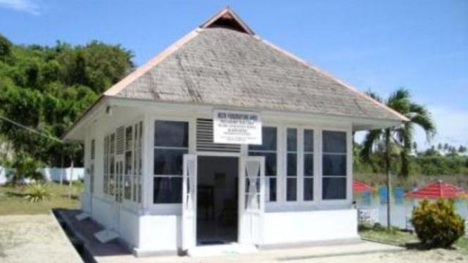 Museum Pendaratan Pesawat Ampibi atau Rumah Bung Karno