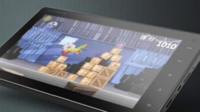 Novo 7, tablet pertama yang menggunakan Ice Cream Sandwich