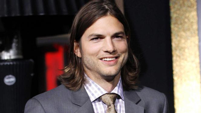 Ashton Kutcher - Reuters