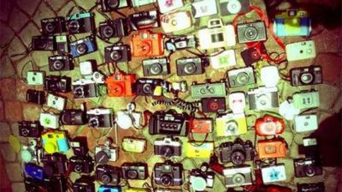 Kamera Klastic