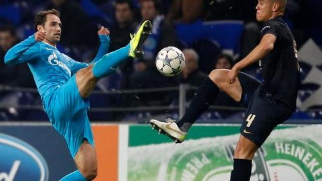 FC Porto vs Zenit St Petersburg