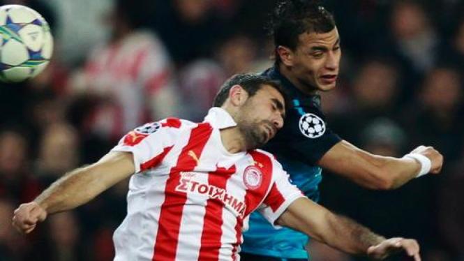 Olympiakos vs Arsenal