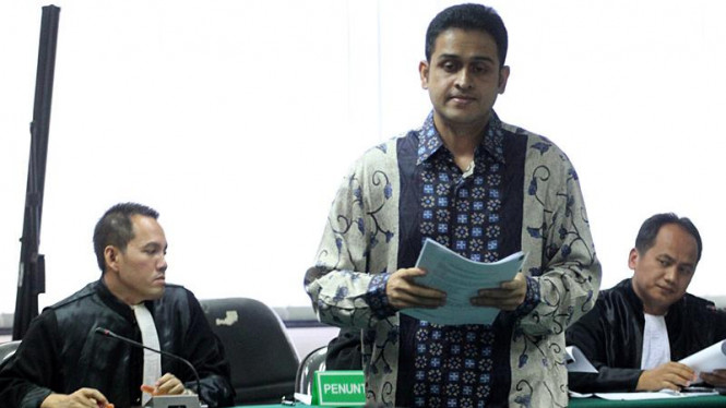 Sidang Lanjutan Muhammad Nazaruddin di Tipikor