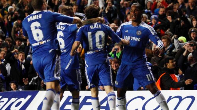 Chelsea kalahkan Valencia