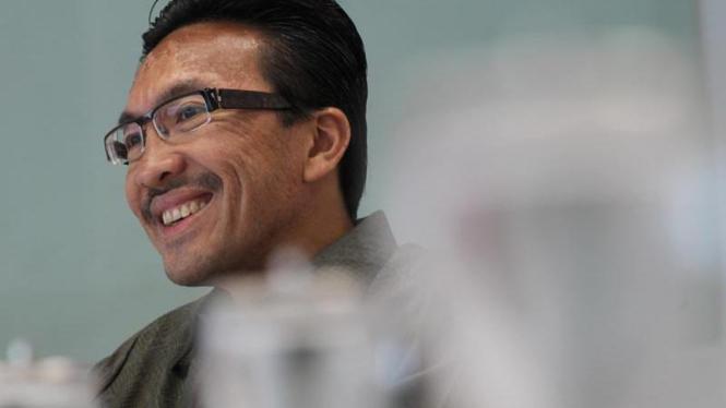 Direktur Citibank Tigor M. Siahaan