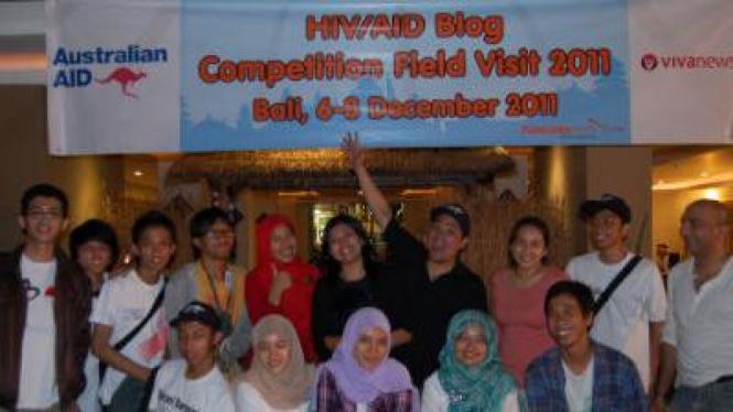 Panitia dan Nominator GoVlog di Denpasar Bali