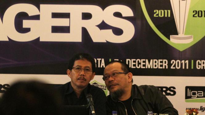 Managers Meeting Divis Utama Liga Indonesia 2011/2012