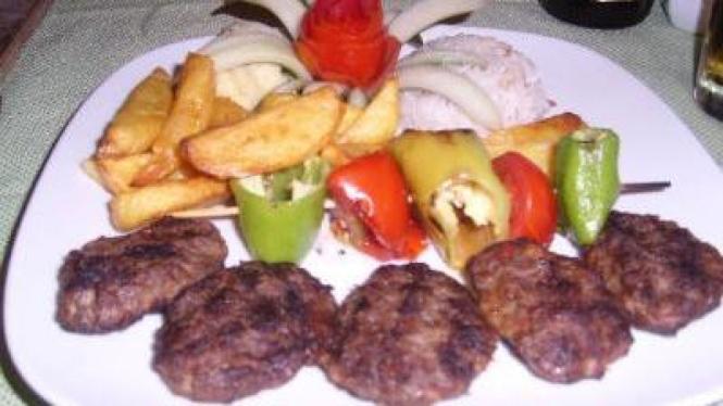 Meatball makanan khas Turki