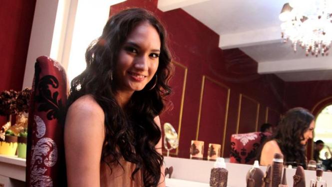 Nadine Chandrawinata di Magnum Pleasure 365