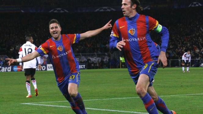 Basel kalahkan MU