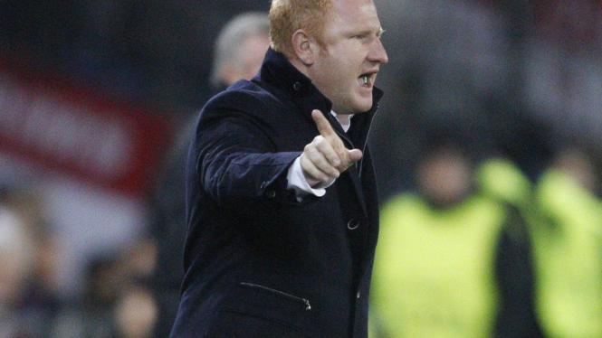 Pelatih Basel, Heiko Vogel