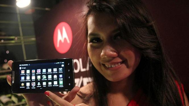 Peluncuran New Motorola RAZR