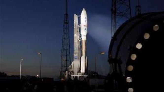 Satelit Juno tak Berawak Milik NASA