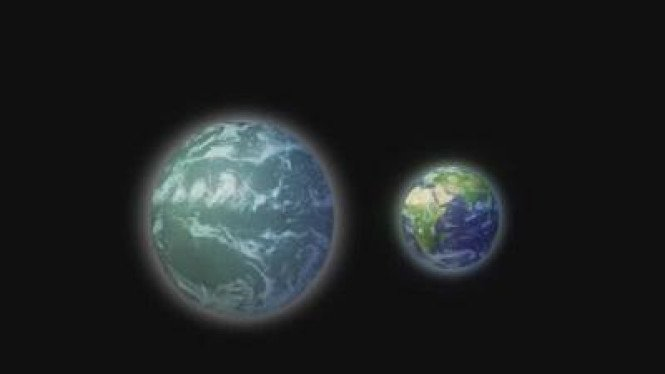 Kepler 22b berukuran 2,4 kali bumi