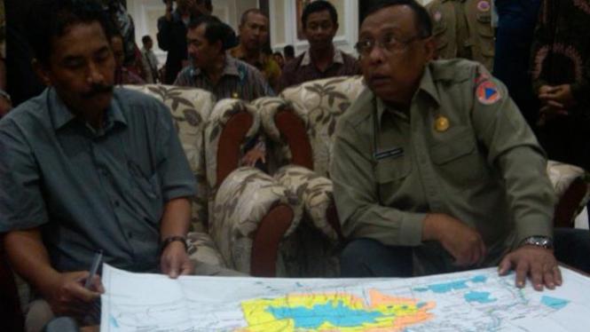 Kepala BNPB Syamsul Maarif Antisipasi Banjir Lamongan