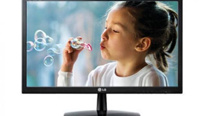 LED Monitor, LG IPS225V