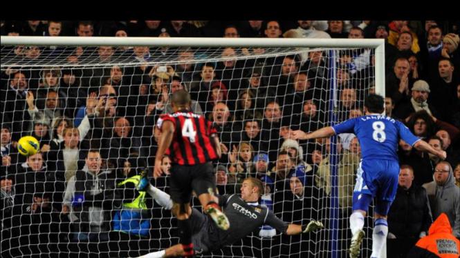 Chelsea kalahkan Manc city