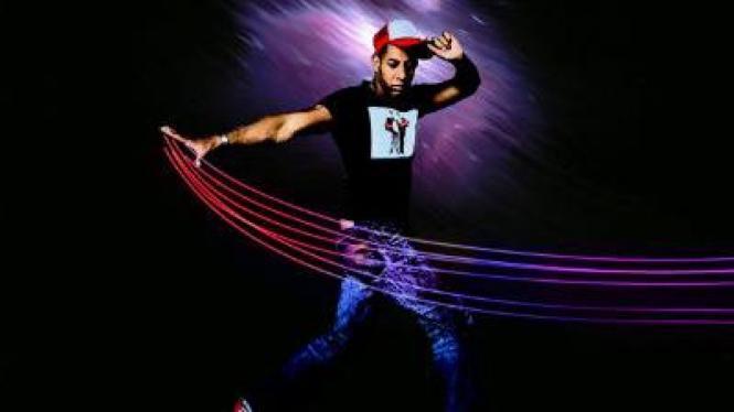 Gaya shuffle dance