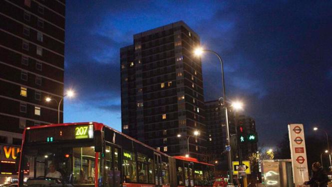 Bendy Bus berhenti beroperasi di London