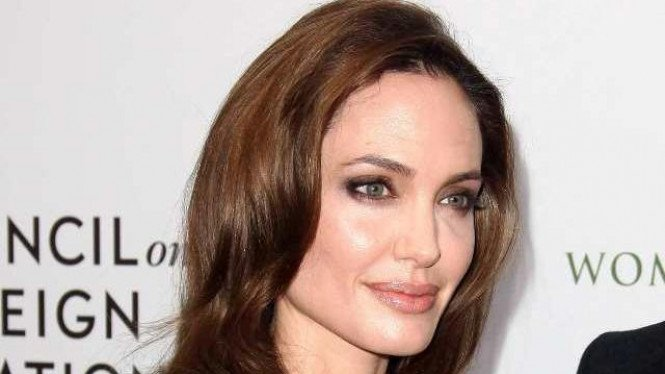 Angelina Jolie - Reuters