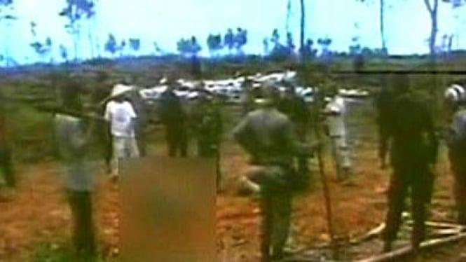 Pembunuhan Brutal Petani di Lampung Diadukan ke DPR