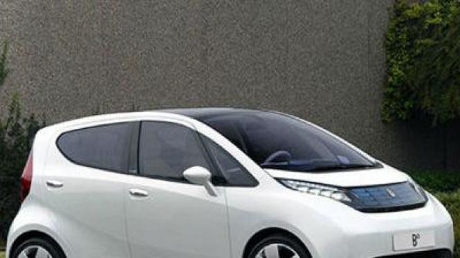 Mobil listrik Pininfarina