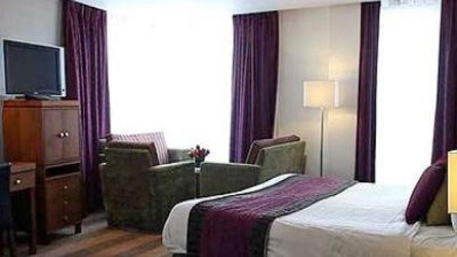 Kamar Hotel Ten Hill Place di Edinburgh