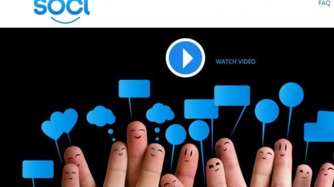 Socl, Jejaring Sosial buatan Microsoft
