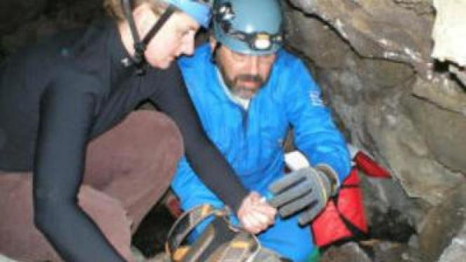 Penemuan mikroba di Pegunungan Cascade