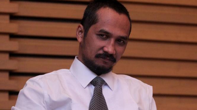 Jumpa Pers Ketua KPK Periode 2011-2015 Abraham Samad