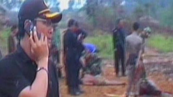 Tragedi Mesuji di Lampung
