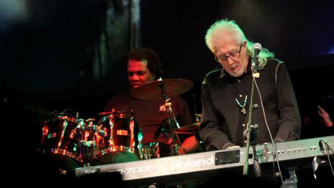 John Mayall di Jakarta International Blues Festival 2011
