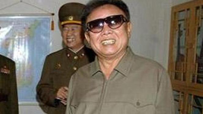 Pemimpin KOrut, Kim-jong-il
