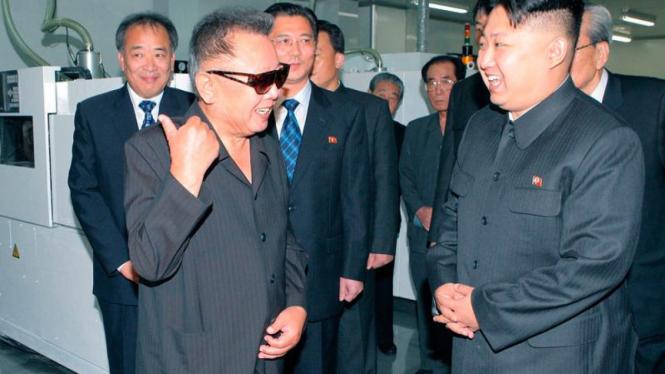 Pemimpin Korea Utara, Kim Jong-il