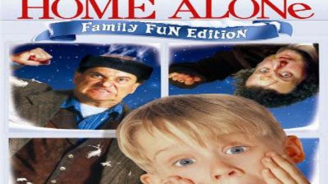 Film Home Alone 1