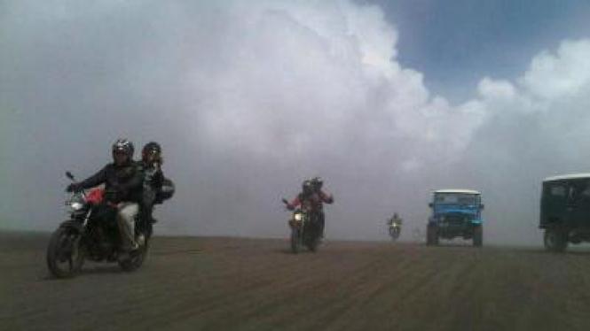 Bikers di Bromo