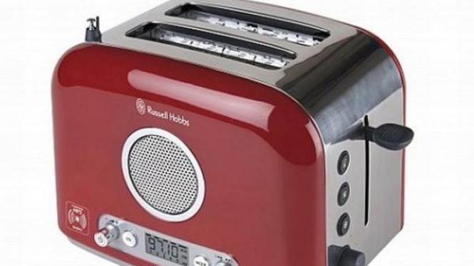 toaster radio